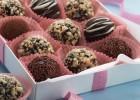 Τα τέλεια σοκολατάκια με ζαχαρούχο, σταφίδες και ρούμι, από το sintayes.gr!