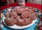 Μελομακάρονα με βρώμη και ζάχαρη καρύδας από τη Μαρία Κούρτη, την 7elements και το syntagesgiadiabitikoys.blogspot.gr!