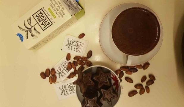 Σοκολατένια Muffins με La Mia Stevia, από το lamiastevia.gr!