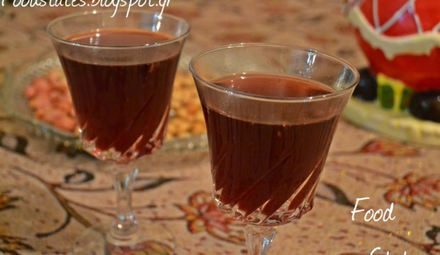 Αρωματικό κρασί (Gluhwein), από την Δήμητρα και τον Λευτέρη του foodstates.gr!