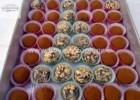 Τρουφάκια με 2 σοκολάτες σε κρούστα ξηρών καρπών & κακάο, από την αγαπημένη μας Ρένα Κώστογλου και το koykoycook.gr!
