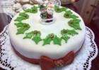Βασιλόπιτα κέικ με ζαχαρόπαστα, από την εκπληκτική Ρένα Κώστογλου και το koykoycook.gr!