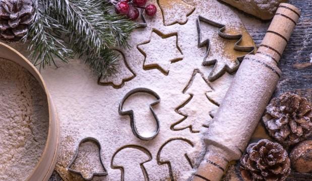Χριστουγεννιάτικα μπισκότα, από τον Πέτρο Συρίγο και το petros-syrigos.com!
