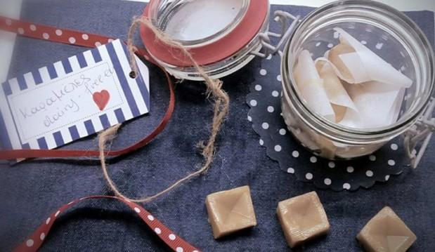 Καραμέλες με ταχίνι μόνο με 2 υλικά, από την Λίτσα Ζαρίφη και το dairy-free!