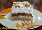 Εκμέκ κανταΐφι με μπανάνες και σοκολάτα, από τον Παναγιώτη Θεοδωρίτση και το sintagespanos!