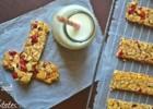 Μπάρες δημητριακών, από την Δήμητρα και τον Λευτέρη του foodstates.gr!