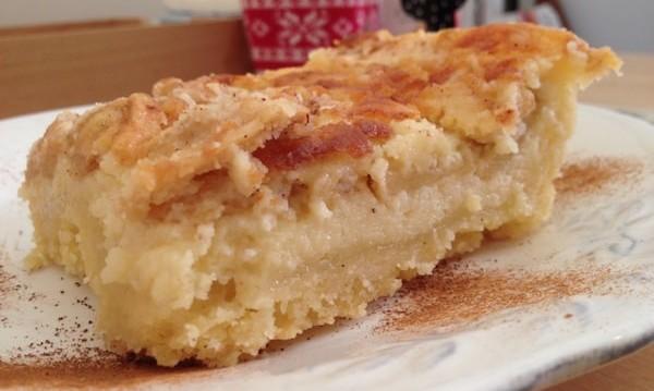 Μηλόπιτα με κρέμα τυριού, από την Μπέττυ μας και το «Taste of life by Betty»!