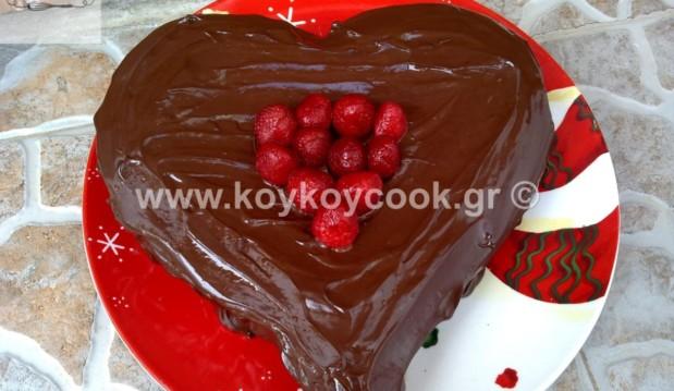 Εκπληκτική σοκολατόπιτα espresso, με 2 σοκολάτες και φουντούκια, από την Ρένα Κώστογλου και το koykoycook.gr!