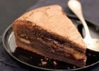 Κέικ σοκολάτας με μπανάνα, από την NESTLÉ DESSERΤ  και το glikessintages.gr!
