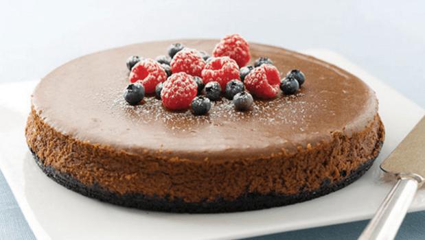 Τέλειο cheesecake σοκολάτας με βάση oreo, από το sintayes.gr!