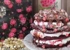 Red velvet pancakes με σοκολάτα, από την Δήμητρα και τον Λευτέρη του foodstates.gr!