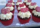 Cupcakes σοκολάτα του Αγίου Βαλεντίνου, από την αγαπημένη μας Ρένα Κώστογλου και το koykoycook.gr!