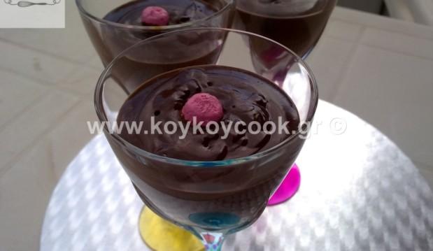 Μους σοκολάτας με ουίσκυ, από την αγαπημένη  Ρένα Κώστογλου και το koykoycook.gr!