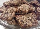 Απίθανα, νηστίσιμα μπισκότα ΧΩΡΙΣ ΖΑΧΑΡΗ & ΛΙΠΑΡΑ, με άθερμο βιολογικό πετιμέζι Καραγγελή & τρούφα σοκολάτας VIAP MENTEL , από το sokolatomania.gr!
