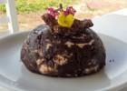 Χαλβάς σιμιγδαλένιος και σοκολατένιος με κομματάκια χαλβά του μπακάλη και σοκολάτας, από την υπέροχη Ιωάννα Σταμούλου και το sweetly!