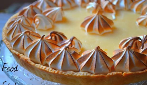 Lemon pie, από την Δήμητρα και τον Λευτέρη του foodstates.gr!