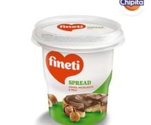 Γλυκές δημιουργίες με πραλίνα φουντουκιού Fineti  από την Chipita!