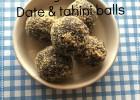 Μπαλίτσες ενέργειας χωρίς ζάχαρη, από την Φαίδρα και το phaedralovesthis.com!
