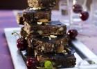 Σοκολατένια brownies με βύσσινο, από τα δημητριακά Kölln!