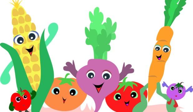 «Φρούτα και λαχανικά για παιδιά», από το Διαιτολογικό Γραφείο Θαλή Παναγιώτου.