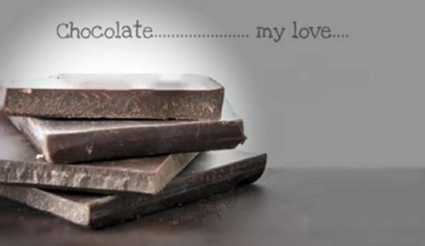 «Σοκολάτα αγάπη μου», σε νηστίσιμη έκδοση από την  Λίτσα Ζαρίφη και το dairy-free.com!