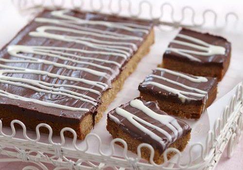 Πανεύκολο σοκολατένιο γλυκό με ινδοκάρυδο και μερέντα, από το sintayes.gr!