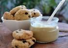 Cookies με ταχίνι και σταφίδα κορινθιακή, από την Ιωάννα Σταμούλου και το sweetly!