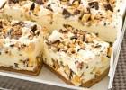 Παγωμένο γλυκό με ζαχαρούχο γάλα και σοκολάτα με 4 υλικά, χωρίς ψήσιμο, από το sintayes.gr!