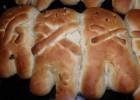 Ψωμάκια Λαζαράκια με ταχίνι, από  την Αρτεμησία και το chefoulis.gr!