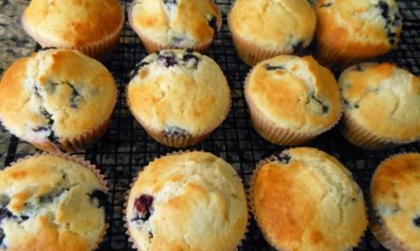 Πρωτεϊνούχα muffins από το hashimoto.gr!
