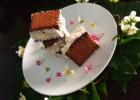 Σαντουιτσάκια με μπισκότα σοκολάτας, Νucrema ΙΟΝ, παγωτό βανίλια και σταγόνες κουβερτούρας, από την Αριάδνη Πούλιου και το ionsweets.gr!