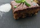 Κέικ βανίλιας ΧΩΡΙΣ ΑΥΓΑ & ΒΟΥΤΥΡΟ με σταγόνες σοκολάτας και γλάσο, από την Νάντια Μαρκοπούλου και το fairytale-nadia.blogspot.gr!