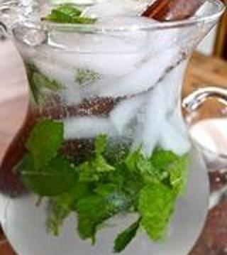 Cocktail Mohito με ρούμι από καρύδα ( coconut rum), από το mysoda.gr!
