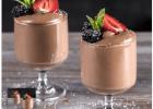Εύκολη μους σοκολάτας μόνο ΜΕ 3 ΥΛΙΚΑ- 3 ingredients Easy chocolate mousse, by Akis and akispetretzikis.com!
