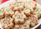 Υπέροχα μπισκότα Shortbread  μόνο ΜΕ 3 ΥΛΙΚΑ, από το sintayes.gr!