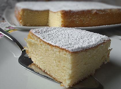 Κέικ με γάλα, από την Luise και το radicio.com!