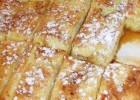 Υπέροχο πρωϊνό με ψωμί του τόστ στο φούρνο, από το sintayes.gr!