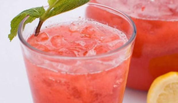 Λεμονάδα καρπούζι, από την Γλαύκη και το dairy-free!