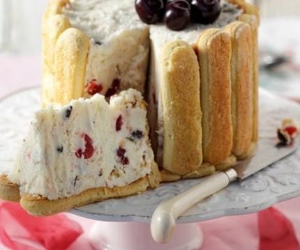 Τούρτα παγωτό, από την Ιωάννα Σταμούλου και το olivemagazine.gr!