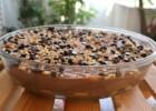 Light γλυκό ψυγείου με σοκολατένιο μαλεμπί από γάλα αμυγδάλου, από την Ιωάννα Σταμούλου και το Sweetly!
