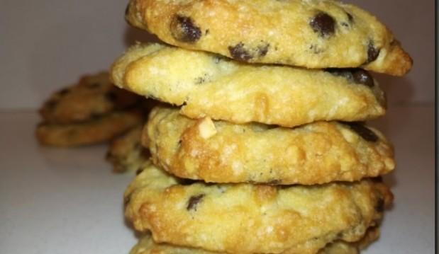 Νηστίσιμα cookies με σοκολάτα, από το ola-nistisima.gr!