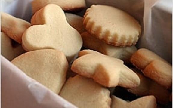 Μπισκότα βουτύρου με Linodiet Baking Stevia, από την Linodiet!