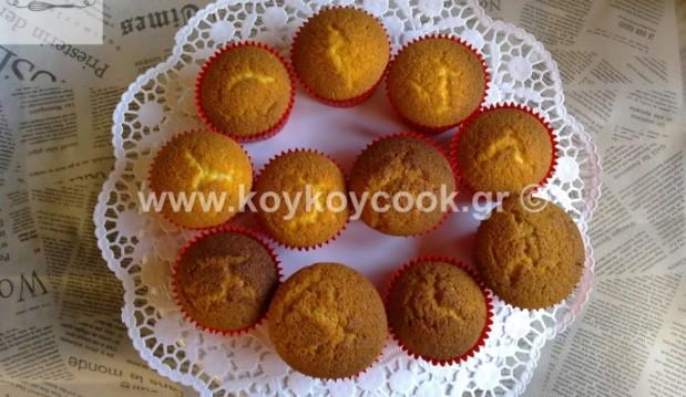 Cupcakes με 3 μπαχαρικά, από την αγαπημένη Ρένα Κώστογλου και το koykoycook.gr!