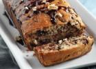 Γλυκό ψωμί σοκολάτας με φουντούκια, ΧΩΡΙΣ ΖΑΧΑΡΗ, ΧΩΡΙΣ ΓΛΟΥΤΕΝΗ, από την Αργυρώ μας και το argiro.gr!