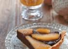 Τάρτα με κρέμα σοκολάτας και καραμελωμένα μήλα, από τον Ηλία Μαμαλάκη και το olivemagazine.gr!