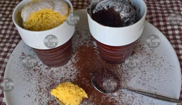Κέικ κουπάτο με στέβια, από την Ελευθερία Μπούτζα και το «Μαγειρεύοντας με την L» !