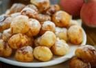 Λουκουμάδες μήλου, από τον Δημήτρη Σκαρμούτσο και το dimitrisskarmoutsos.gr!
