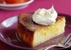 Γιαουρτόπιτα με αμύγδαλα σιροπιαστή, από το sintayes.gr!