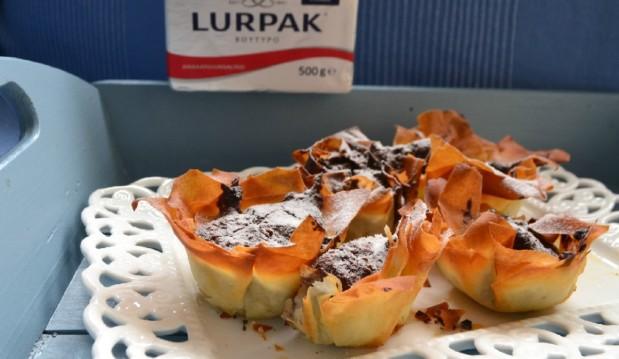 Σοκολατοπιτάκια ανοιχτά, από την Ιωάννα Σταμούλου και το sweetly!