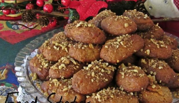 Μελομακάρονα, από την Δήμητρα και τον Λευτέρη του foodstates.gr!